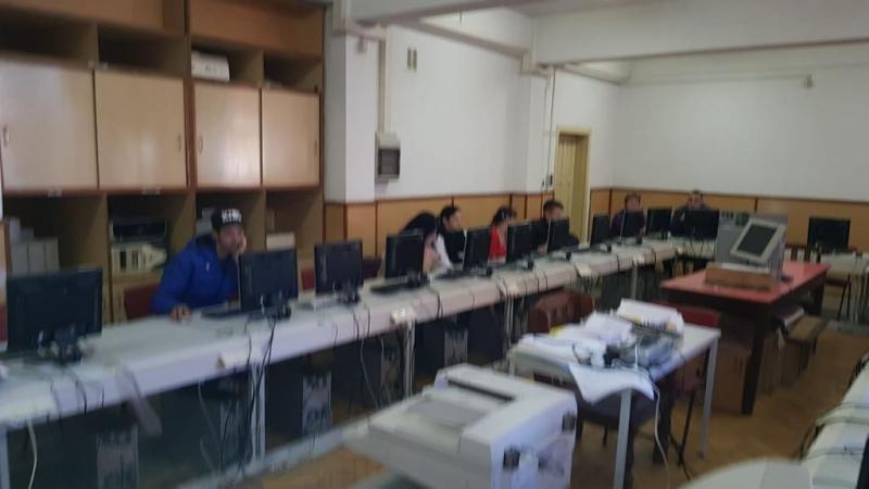 Cursuri de formare TIC, grupele 1 si 2